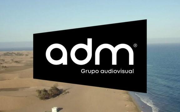 Logotipo Grupo ADM